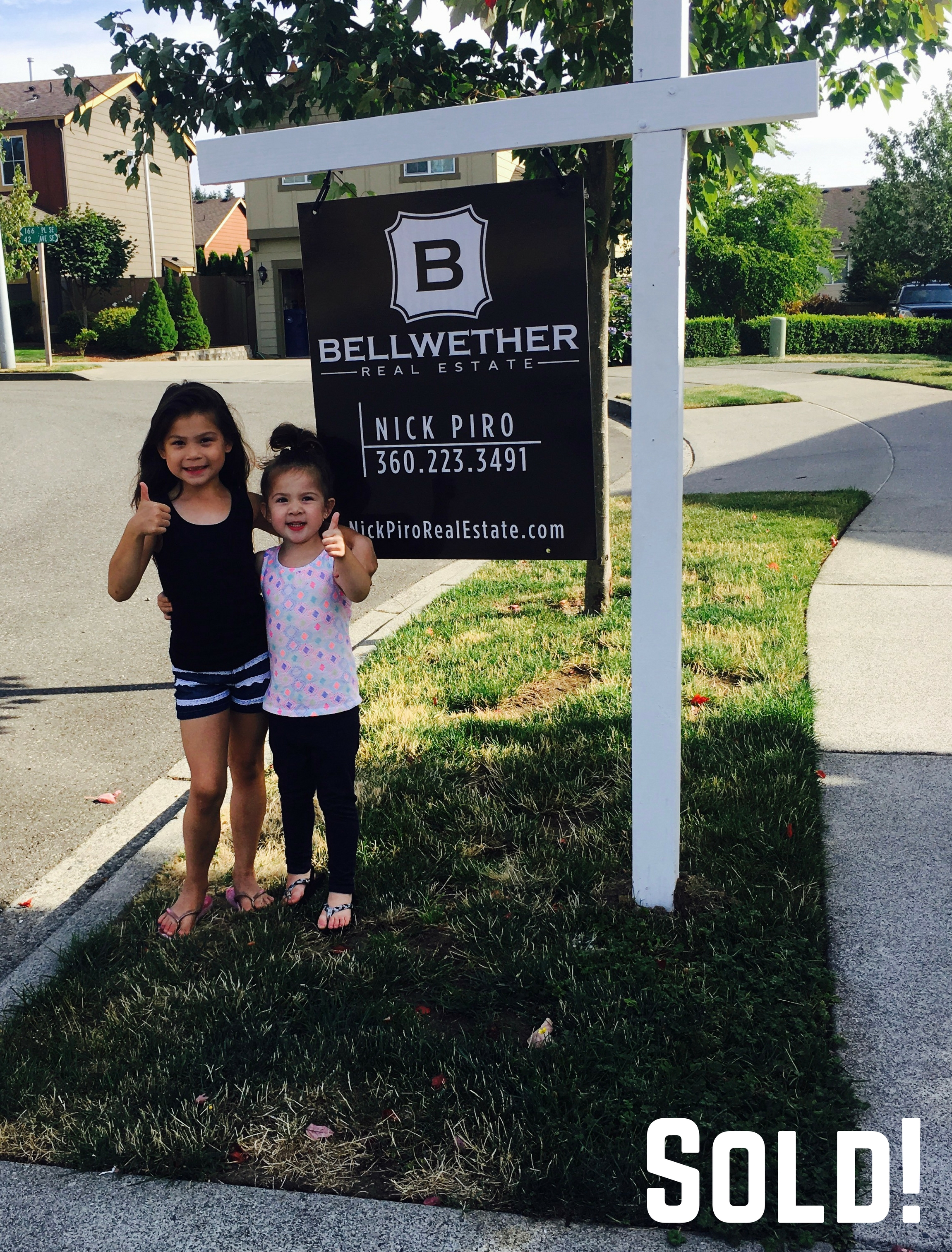 Home sold by Bellwether Real Estate